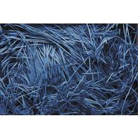 Photo EFF1220 : Frisure fine papier bleu 437