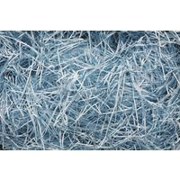 Photo EFF1240 : Frisure fine papier bleu ciel 072
