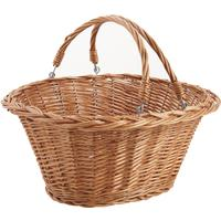 Photo PAM2850 : Panier en osier buff