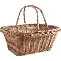 Photo PAM3200 : Panier en osier buff