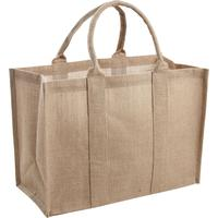 Photo SMA3630 : Sac en jute plastifiée