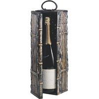 Photo VBO1221 : Coffret pour bouteille en bambou