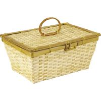 Photo VCO1110 : Valise en bambou