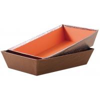 Photo CMA4742 : Manne couleur or en carton