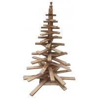 Photo DVI2060 : Sapin en bois blanchi