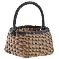 Photo PEN1650 : Panier en jonc