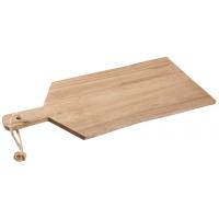 Photo TPD1252 : Planche à découper rectangulaire en bois...