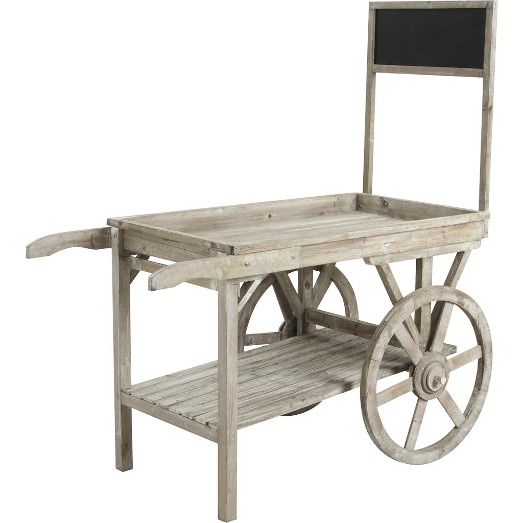 charrette 4 saisons en bois npr1340 vannerie pack. Black Bedroom Furniture Sets. Home Design Ideas