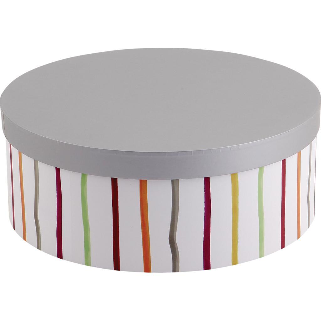 boite ronde en carton avec couvercle vbt2232 vannerie pack. Black Bedroom Furniture Sets. Home Design Ideas